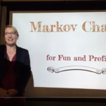 Mary Dickson Markov Chains YouTube